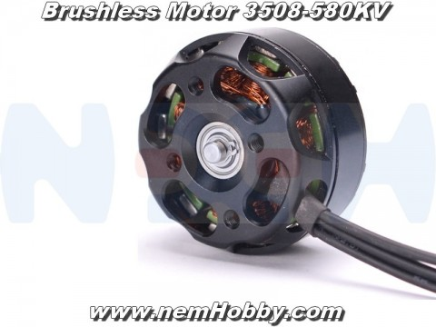 Brushless Motor 3508-580KV